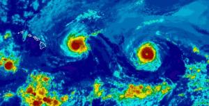 Hurricane-twins