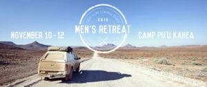 Man Up Mens Retreat
